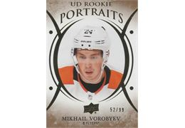 2018-19 Collecting Card Upper Deck UD Portraits Gold #P67
