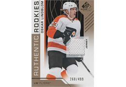 2018-19 Collecting Card SP Game Used Gold #151