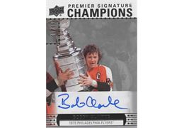 2017-18 Collecting Card Upper Deck Premier Signature Champions #SCBC