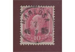 Sweden Stamp F39 Stamped