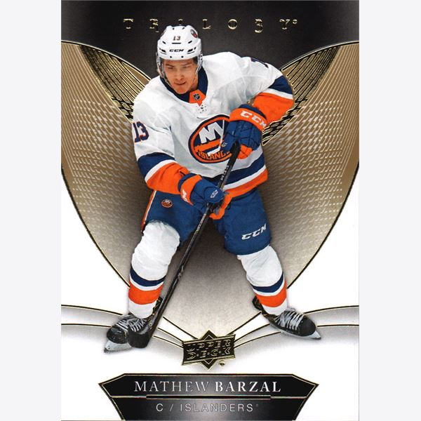 2018-19 Collecting Card Trilogy #8