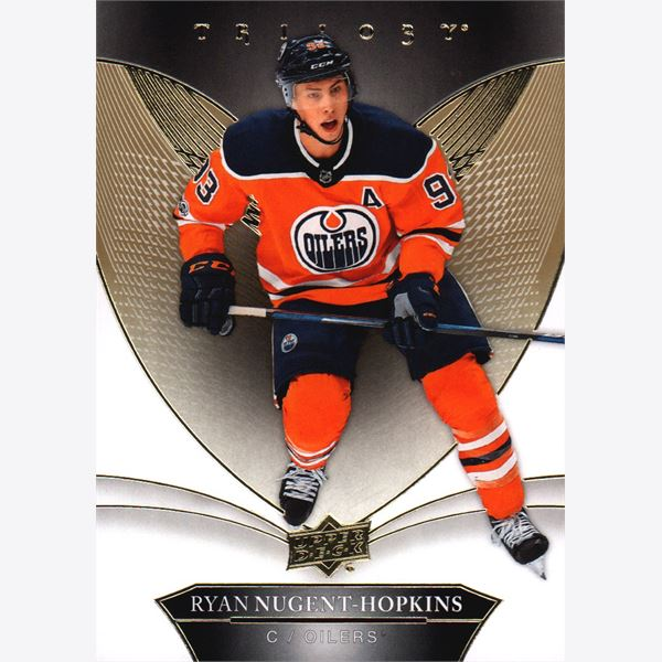 2018-19 Collecting Card Trilogy #43