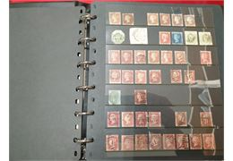 Great Britain 1841-1989 Stamp Collection  Stamped mint NH ** ✳