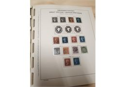 Great Britain 1841-1990 Stamp Collection  Stamped mint NH ** ✳