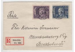 Sweden 1928 Cover F227+30
