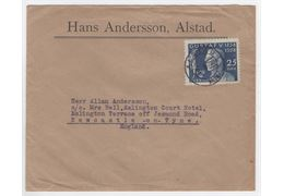 Sweden 1930 Cover F230