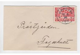 Sweden 1935 Cover F242C