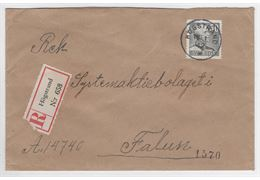 Sweden 1942 Cover F283