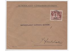 Sweden 1938 Cover F261