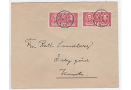 Sweden 1942 Cover F340A3