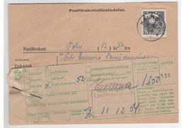 Sweden 1954 Cover F284