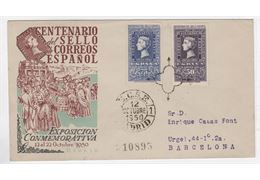 Spain 1950 Cover