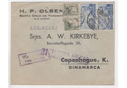 Spain 1939 Cover