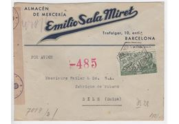 Spain 1944 Cover