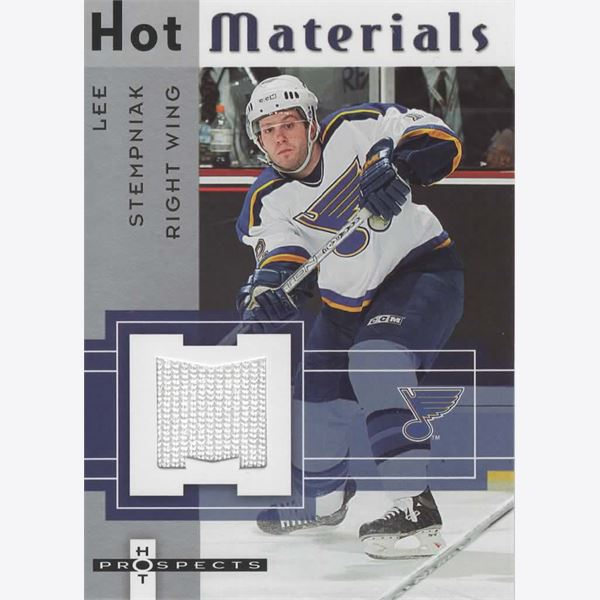 2005-06 Samlarbild Hot Prospects Hot Materials #HMLS