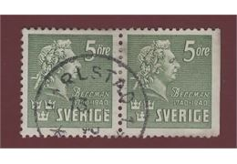 Sweden Stamp F324 CB Stamped