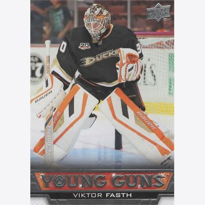 2013-14 Collecting Card Upper Deck 244 YG