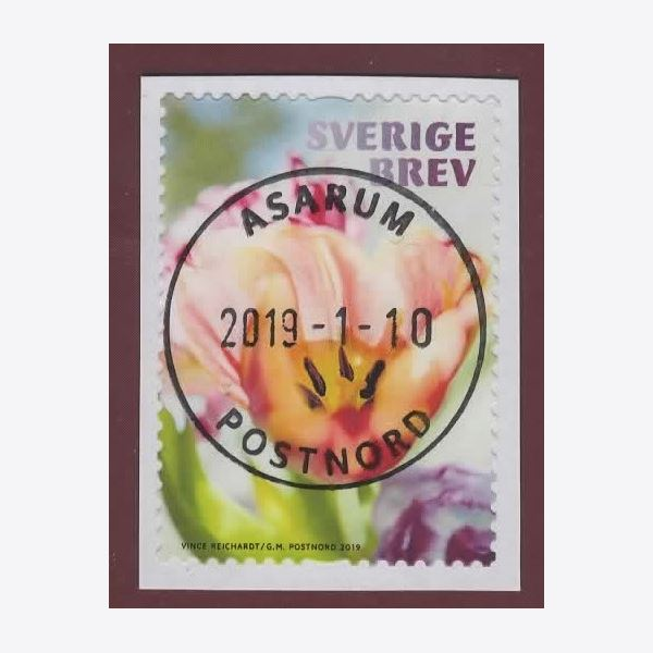 Sweden 2019 Stamp F3269 Stamped