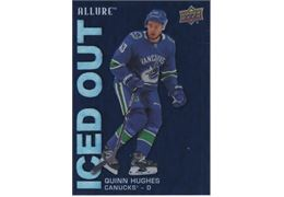 2019-20 Collecting Card Upper Deck Allure Iced Out #IOQH