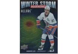 2019-20 Collecting Card Upper Deck Allure Winter Storm Warning #WSW7