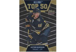 2019-20 Collecting Card Upper Deck Allure Top 50 #T5036