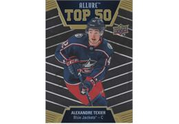 2019-20 Collecting Card Upper Deck Allure Top 50 #T5040