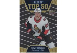 2019-20 Collecting Card Upper Deck Allure Top 50 #T5027