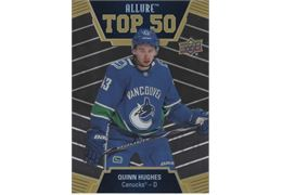 2019-20 Collecting Card Upper Deck Allure Top 50 #T5021