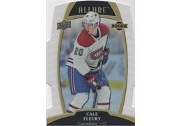 2019-20 Collecting Card Upper Deck Allure White Rainbow #95