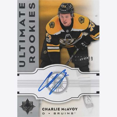 2017-18 Collecting Card Ultimate Collection '07-08 Retro Rookie Autographs #RRACM