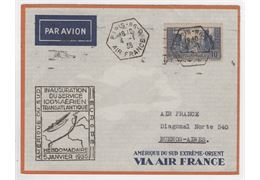 France 1936 Cover