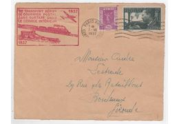 France 1937 Cover