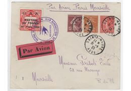 France 1929 Cover