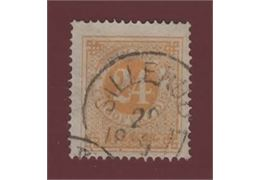 Sweden Stamp F24 Stamped
