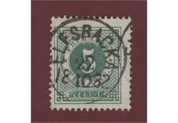 Sweden Stamp F30 Stamped