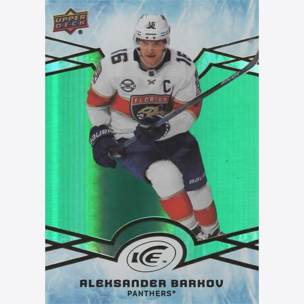 2018-19 Samlarbild Upper Deck Ice Green #30