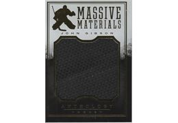 2015-16 Samlarbild Panini Anthology Massive Materials #19