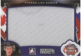 2015-16 Samlarbild ITG Heroes and Prospects Canada Russia Series Jerseys Purple #CR20