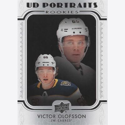 2019-20 Collecting Card Upper Deck UD Portraits #P75