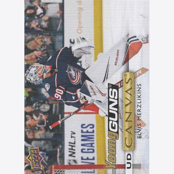 2019-20 Collecting Card Upper Deck Canvas #C118
