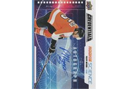 2019-20 Samlarbild Upper Deck Credentials Rookie Science Autographs #RS23