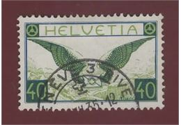 Switzerland 1929 Stamp Mi234 Stamped