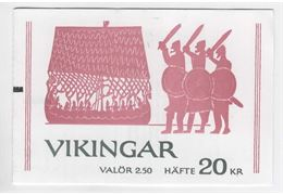 Sweden Booklet H404