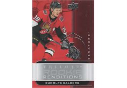 2019-20 Samlarbild Upper Deck Trilogy Rookie Renditions #RR34