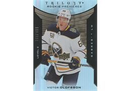 2019-20 Samlarbild Upper Deck Trilogy #100