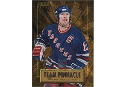 1996-97 Samlarbild Pinnacle Team Pinnacle #4