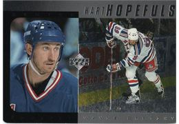 1996-97 Samlarbild Upper Deck Hart Hopefuls Silver #HH1