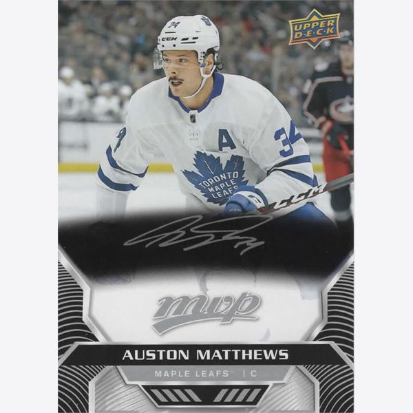 2020-21 Collecting Card MVP Silver Script #204