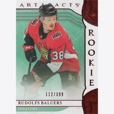 2019-20 Samlarbild Artifacts Ruby #162