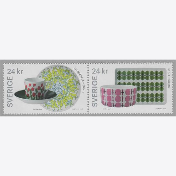Sweden 2021 Stamp U mint NH **